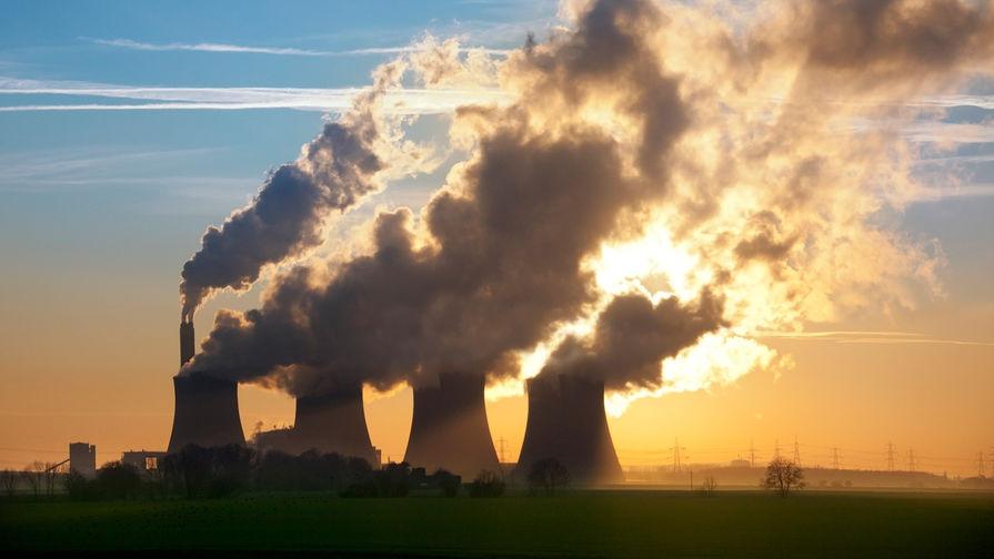 В Британии предложили России сократить выбросы парниковых газов до нуля