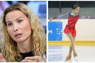 Этери Тутберидзе и Камила Валиева