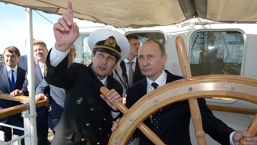 Картинки по запросу владимир путин капитан