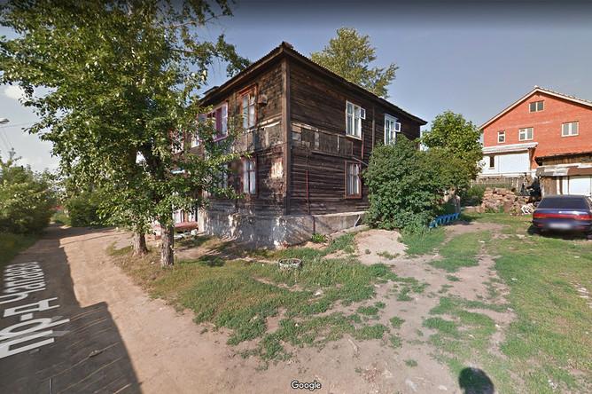 Ижевск, июль 2012 года