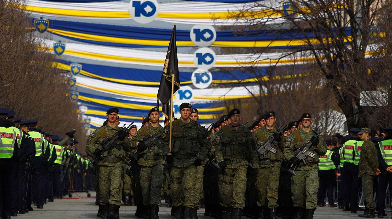 Тачи потребовал от Белграда признать Косово