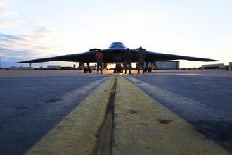 Стратегический бомбардировщик В-2 «Спирит»