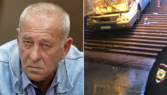 «Просто не смог»: сбивший пешеходов водитель выйдет из СИЗО