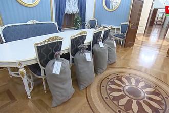 Пресс-секретарь президента Белоруссии Наталья Эйсмонт рассказала о подарках Путину
