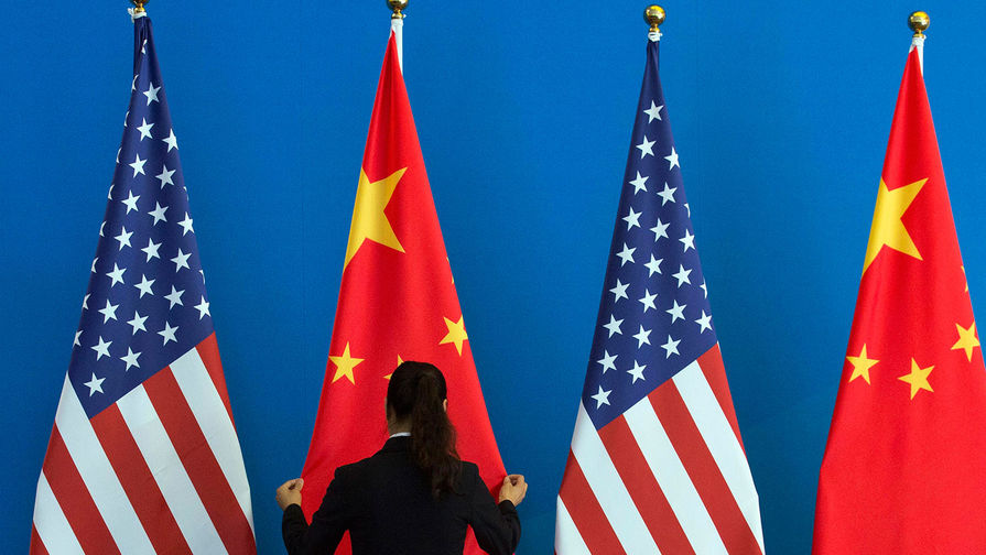 КНР ввел ответные пошлины на товары из США объемом $60 млрд