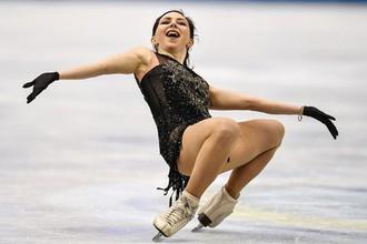Елизавета Туктамышева зажгла в произвольной программе командного чемпионата мира в Фукуоке