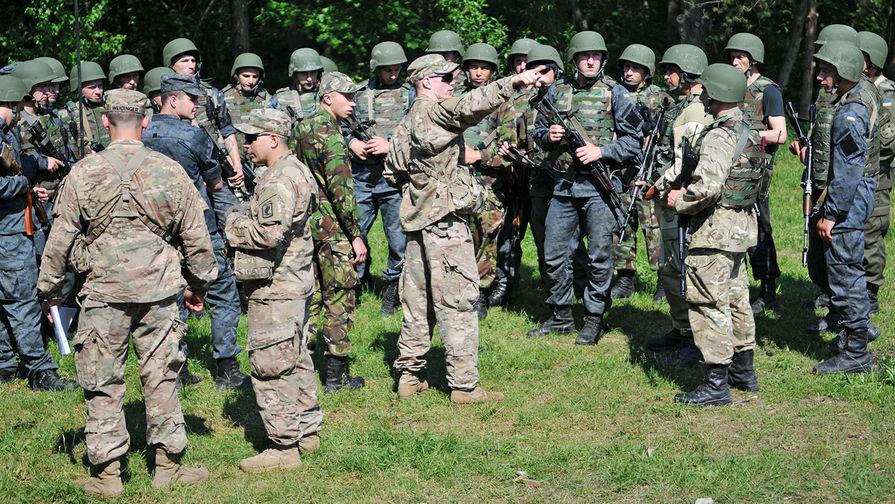 Делегация США посетила район военной операции в Донбассе