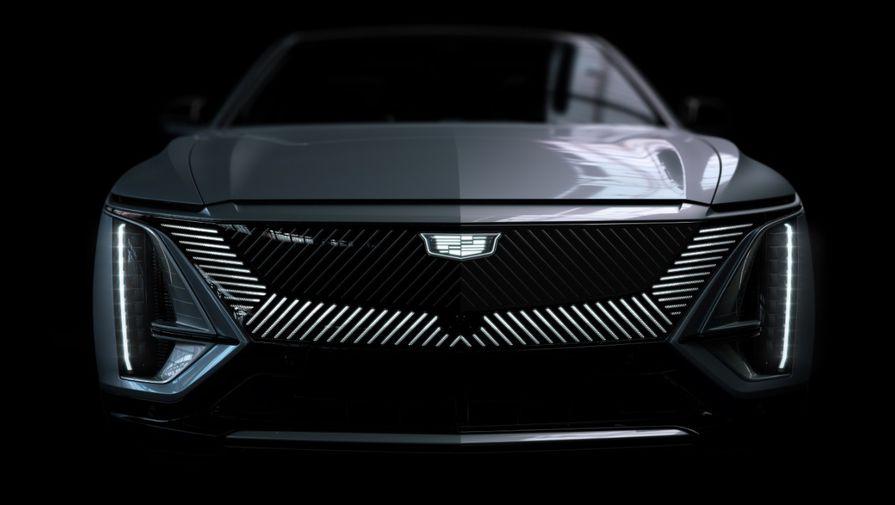 Cadillac сменил логотип