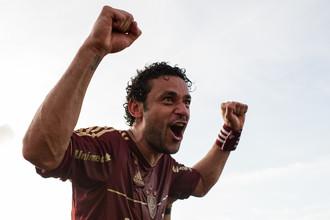 Нападающий «Флуминенсе» Фред забил 19 голов в чемпионате Бразилии-2012