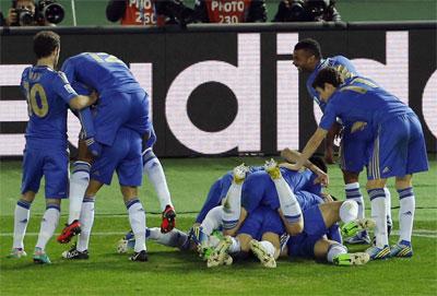 «Монтеррей» — «Челси». Лондонцы одержали уверенную победу над мексиканцами