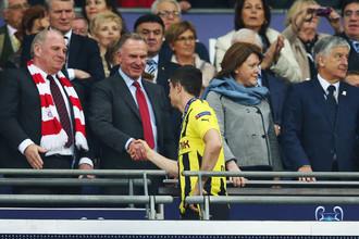 Роберт Левандовски перейдет в мюнхенскую «Баварию», с которой совсем недавно соперничал