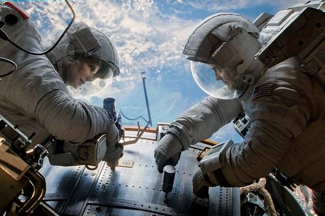 «Гравитация» (Gravity), реж. Альфонсо Куарон