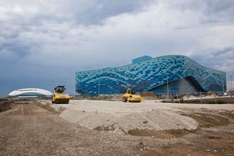 Строительство трассы в Сочи бьет все рекорды