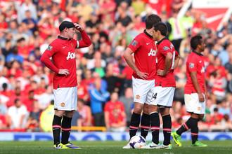 «Манчестер Юнайтед» переживает не лучшие времена
