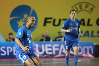 Двух первых соперников элитного раунда Кубка УЕФА МФК «Динамо» просто не заметил