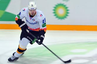 «Северсталь» разгромила «Атлант» в матче очередного тура регулярного чемпионата КХЛ
