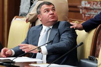 Комитет Госдумы против парламентского расследования деятельности Сердюкова