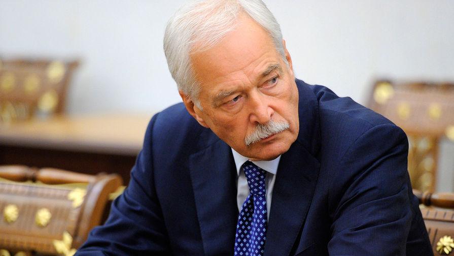 Грызлов обвинил украинские власти в эскалации конфликта в Донбассе