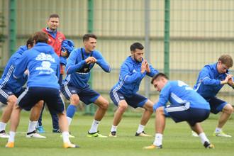 Игроки сборной России на тренировке в Новогорске были вынуждены сдать допинг-пробы