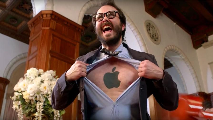 Компания Apple первой в мире достигла рыночной капитализации в $1 трлн
