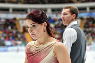 Олимпийская чемпионка по фигурному катанию Екатерина Боброва