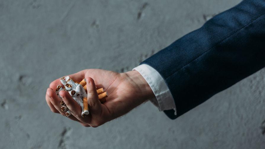 Россия тратит на курящих граждан более 1,3 трлн рублей ежегодно