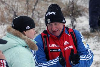 В Сочи новый главный тренер лыжной сборной планирует завоевать три золота