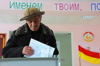 27 ноября в Южной Осетии состоится второй тур президентских выборов