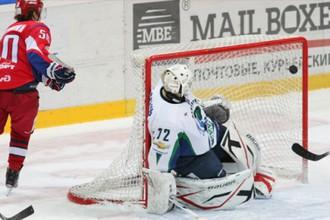 Хоккеисты «Локо» одержали свою последнюю победу на «Арене-2000»