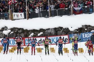 В Хохфильцене стартует третий этап Кубка мира по биатлону
