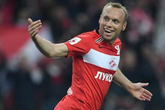 Глушаков хочет завершить карьеру в «Спартаке»