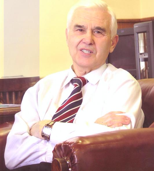 Заведующий кафедрой инженерной и экологической геологии геологического факультета МГУ Виктор Трофимов