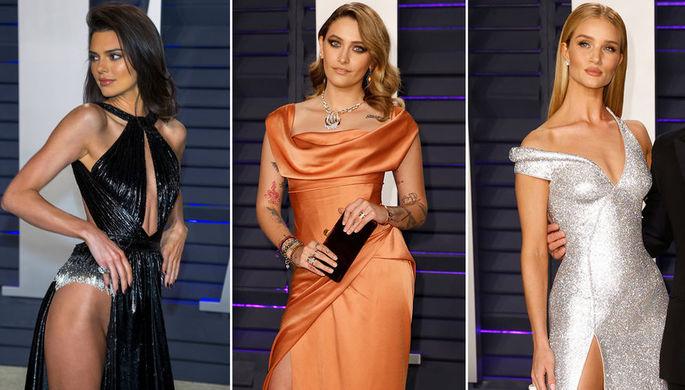 Галлон икры и тапочки: как звезды развлекаются после «Оскара»