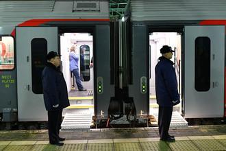 Осторожно, радиация: поезд из Германии отправили на проверку