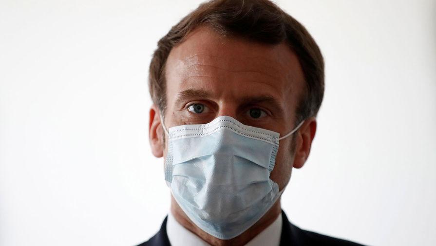 Франция выделит дополнительно €500 млн на разработку вакцины от COVID-19