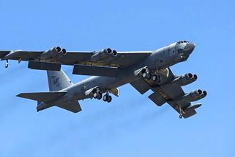 Самолет B-52H Stratofortress