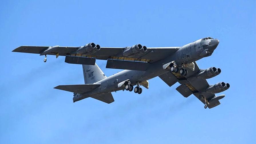 У российских границ засекли три бомбардировщика США