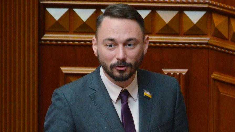 Депутат Рады от партии «Слуга народа» Дмитрий Гурин