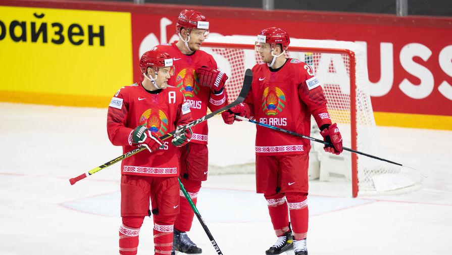 Сборная Белоруссии по хоккею