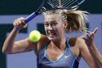 Мария Шарапова снялась с итогового турнира WTA