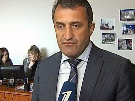 Министр МЧС Южной Осетии Анатолий Бибилов