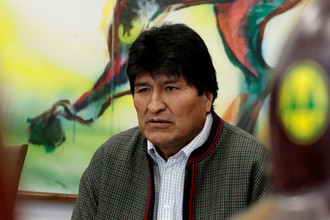 «Братский народ помог»: Моралес сбежал из Боливии