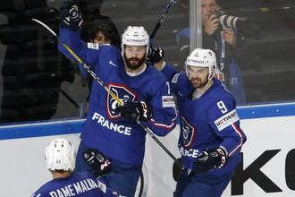 Сборная Франции одержала тяжелую победу над Белоруссией