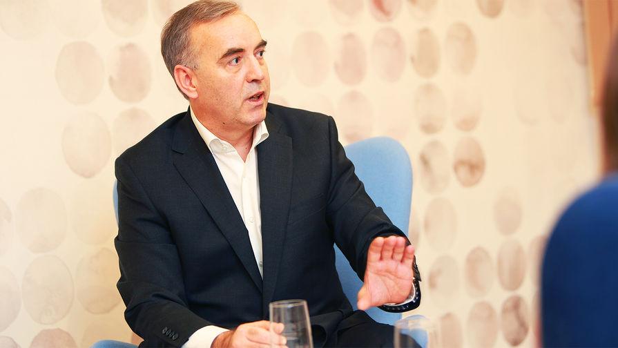 Вице-президент по цифровым бизнес-решениям МТС Валерий Шоржин