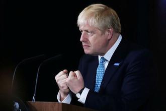 Послание Европе: Джонсон начинает конфронтацию с ЕС