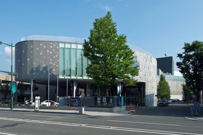 Арт-центр в городе Мацумото