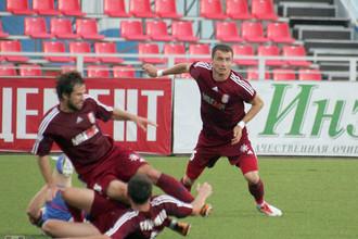 «Мордовия» одержале четвертую победу в сезоне