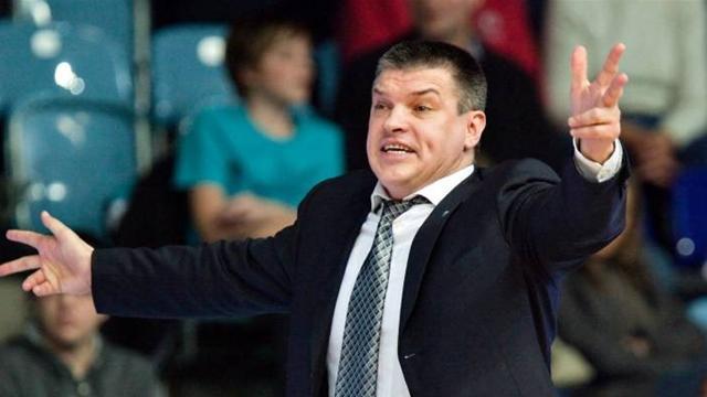 Главным тренером мужской сборной России по баскетболу официально назначен Евгений Пашутин, наставник краснодарского «Локомотива-Кубань».