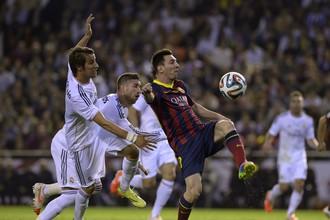 25 октября состоится испанское «эль класико» — мадридский «Реал» против «Барселоны»