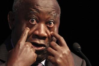 Экс-президент африканского государства Кот-д'Ивуар Лоран Гбагбо